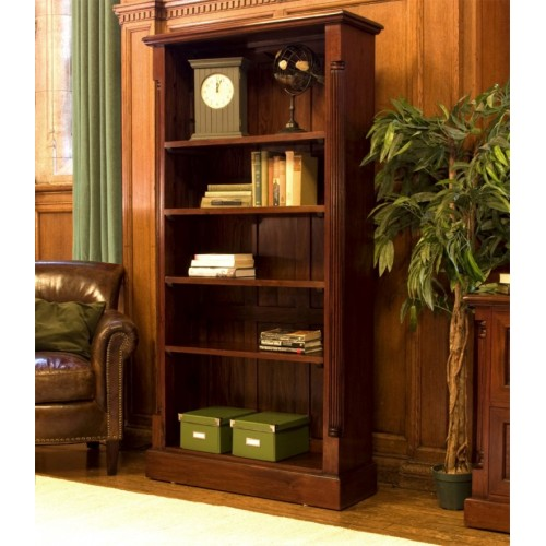 La Roque Tall Open Bookcase