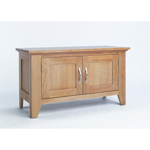 Sherwood Oak Cabinet 2 Door