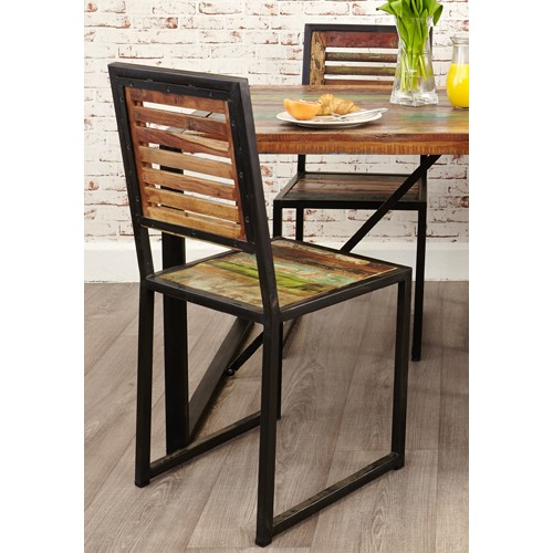 Urban Chic Dining Chair (Pack of two)