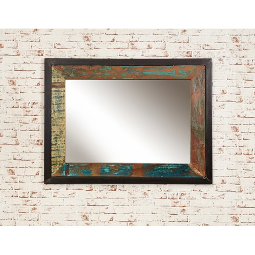 Urban Chic Mirror  Medium (Hangs landscape or portrait)