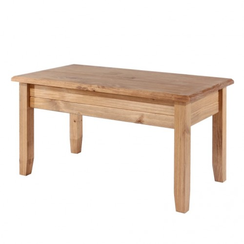 coffee table cotswold waxed pine