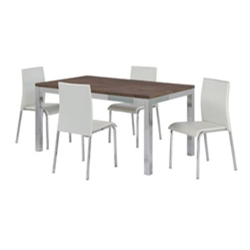 AMARI DINING SET (4 CHAIRS)