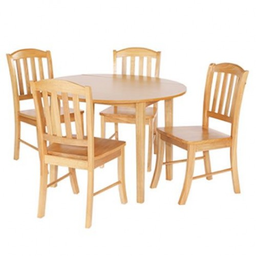 ASTRO DINING SET (4 SEATER)