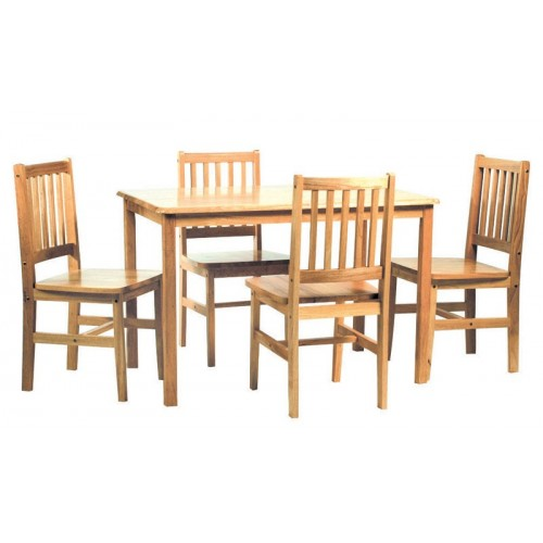 GALWAY DINING SET (4 SEATER)