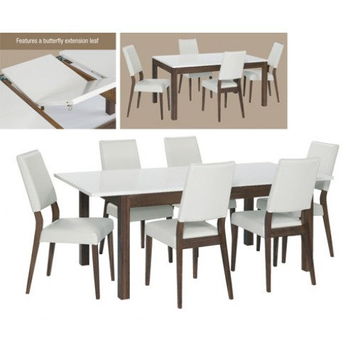 STRATA EXTENDING DINING TABLE